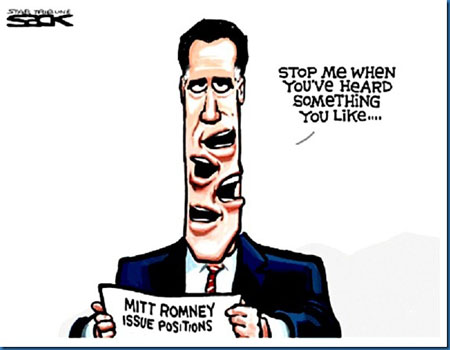 romney lies cartoon latino