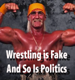Politics Is Fake